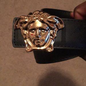 Men's Versace belt